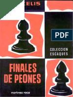Finales de Peones_Ilya Maizelis