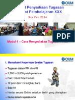 Assignment Workshop Module 4 - BM