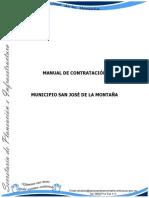 MANUAL DE CONTRATACIÓN MUNICIPIO SAN JOSE DE LA MONTAÑA (1).pdf