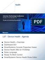 L12 - Device Health
