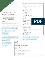Formulário de Sólidos Prova 1