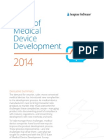 2014 State Medical Device Development Report