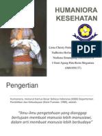 humaniora kesehatan