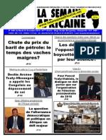 La Semaine Africaine Du Mardi 16 Décembre 2014 3453