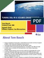 Tuning Db2 in a Solaris Environment