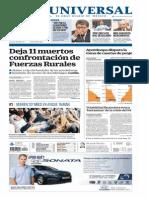 GradoCeroPress Portadas Medios Nacionales Mier 17 Dic 2014