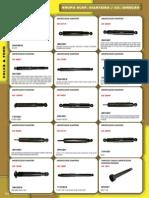 Cared Catálogo Suspensão Dianteira Cx Direcao