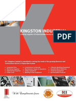 Kingston Industrial Brochure 12072012