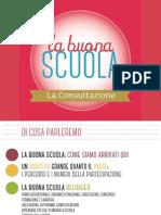 La Buona Scuola - Gli Esiti Della Consultazione (15-12-14)