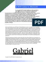 GCG Virtualization-Linux vs MSFT