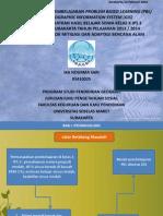 Penerapan Model Pembelajaran Problem Based Learning (Pbl