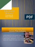 helpful educational websites autosaved
