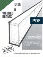 TRAVI PANNELLATE - Ewpaa Plywood Webbed Beams