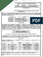 EDICTO No. 0029-2014