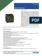 623 Epm Mobile Transceiver