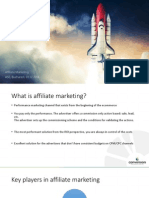 Induction Affiliate Marketing ASE