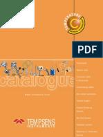 Tempsens Instruments Pvt Ltd Broucher