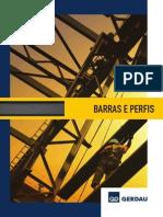 Catálogo Barras e Perfis