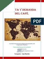 Oferta y Demanda Del Cafe