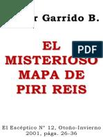 Misterioso Mapa de Piri Reis, El - Garrido