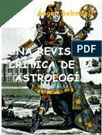 Revisión Crítica de La Astrología, Una - Sabadell
