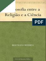 A Filosofia Entre a Religiao
