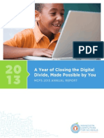 Minnesota Computers for Schools 2013 Annual Report