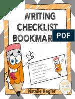 WritingChecklistBookmarks.pdf