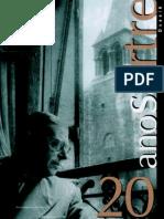 Revista Cult ( N) Dossiê Sobre Jean-Paul Sartre