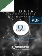 Big Data, l'accélérateur d'innovation - Livre blanc