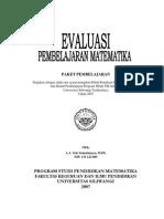 Modul Evaluasi Pembelajaran Matematika 02.pdf