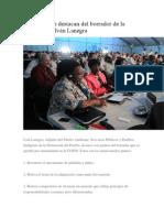 Aspectos Que Destacan Del Borrador de La COP20
