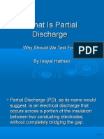 What is Partial Discharge