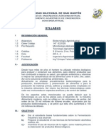 Biotecnologia Agroindustrial 2014 - II