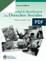 delasociedad de beneficencia a los derechos sociales