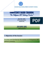 Competency Base Training