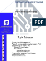 01 Preventive Maintenance