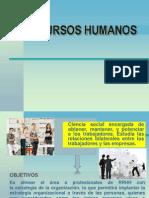 Gerencia - Recursos Humanos