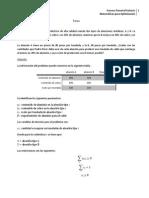 Programación Lineal (Excel Solver)