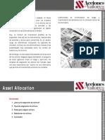 (1)Asset Allocation Cartilla