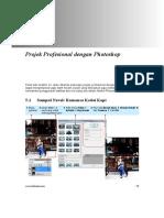 Tutorial Praktek Photoshop CS4 [Bab 5]