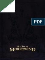 Artbook of Morrowind