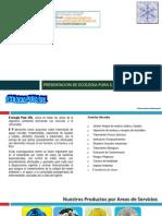 B - PRESENTACION EcologiaPura 2.pps
