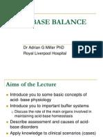 Miller - Acid-Base Balance [2]