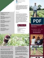2014 departmental brochure -  08 21 14