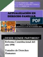 Actualizacion de Derecho de Familia en El Codigo Civil y Comercial - Mariel Molina - Derecho de Familia (1)