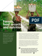Nutrition Anf Forest