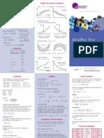 SmallBook-maths Formula Sheet