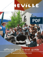 2015 Asheville Travel Guide
