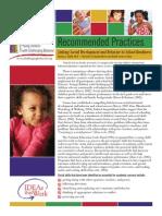 Rph Social Dev School Rediness